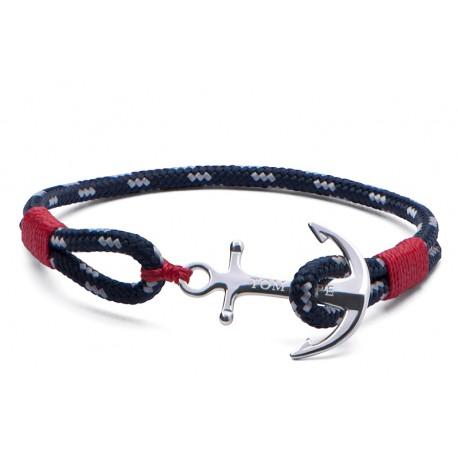 Bracelet Tom Hope Atlantic Red Taille M