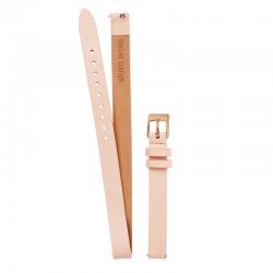 Bracelet Oui & Me pour Ø32mm cuir rose-RG