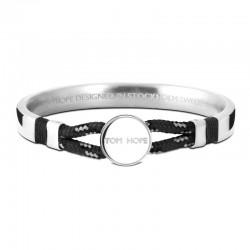 Bracelet Tom Hope Hybrid-Original-SV/BK/GR-taille M