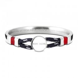 Bracelet Tom Hope Hybrid-Original-SV/BL/GR-taille L