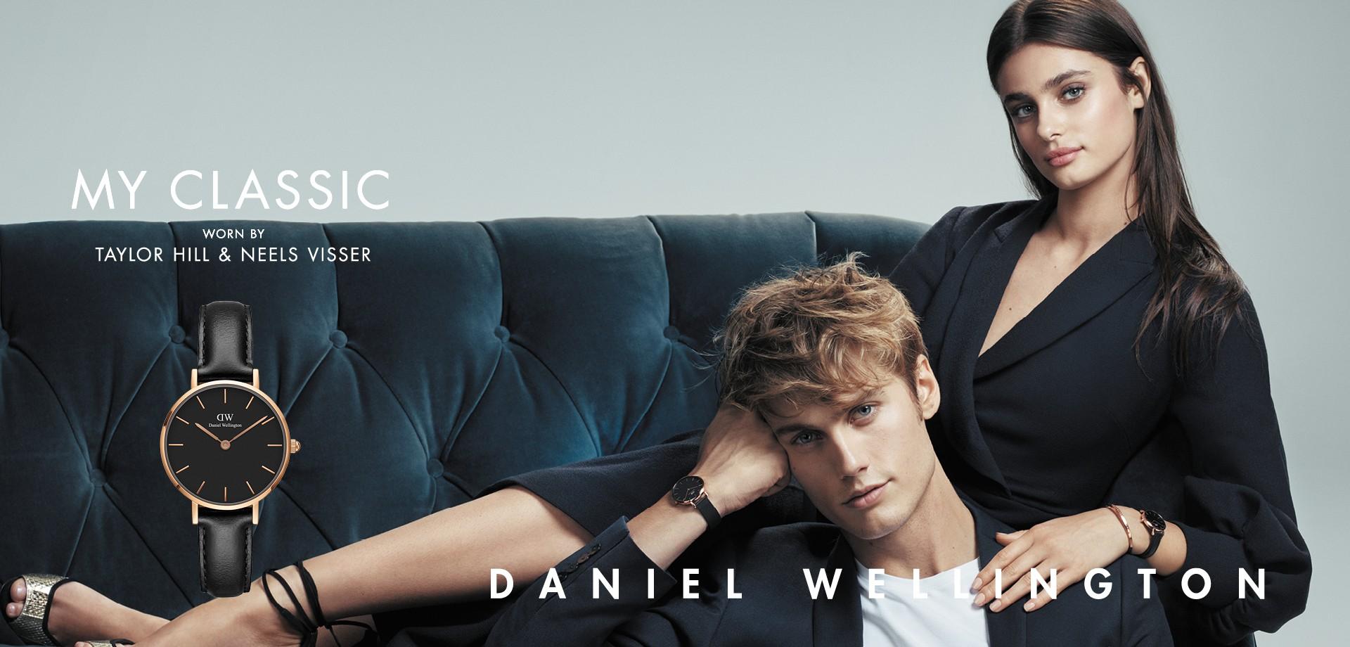 Daniel Wellington 2018