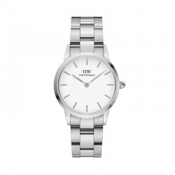 Montre DW Iconic Link 28 S White