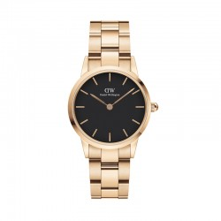 Montre DW Iconic Link 28 RG Black
