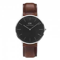 Montre DW CLASSIC ST MAWES40 PELLE.BR BE