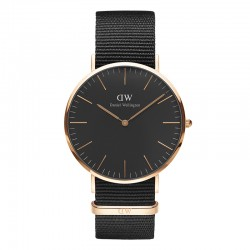 Montre DW CORNWALL DW00100148-40-RG/BK