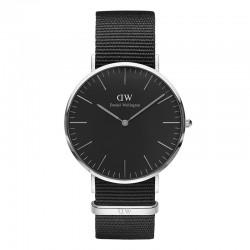 Montre DW CORNWALL DW00100149-40-SV/BK