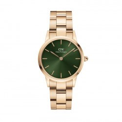 Montre DW Iconic Emerald 28 RG Green