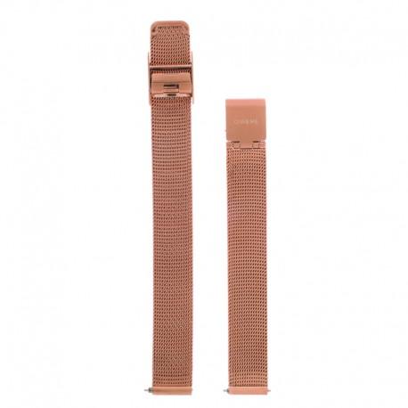Bracelet Oui & Me pour Ø34mm metal mesh-RG