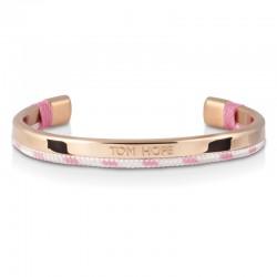 Bracelet Tom Hope Hybrid Cuff-RG/WT/PK-