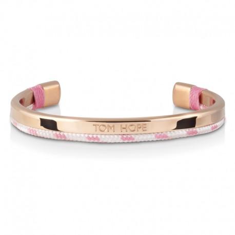 Bracelet Tom Hope Hybrid Cuff-RG/WT/PK-taille M