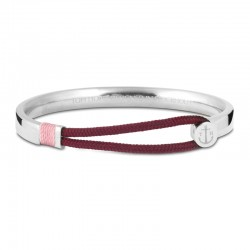 Bracelet Tom Hope Hybrid Femme-SV/MR- M