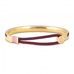 Bracelet Tom Hope Hybrid Femme-GD/MR- M